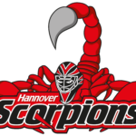 HannoverScorpions (Logo mit Outline)